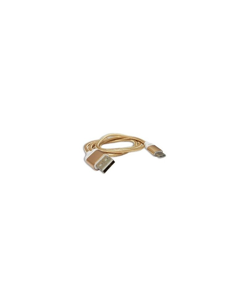 Cable Usb 2.0 A Tipo C 1Mt...