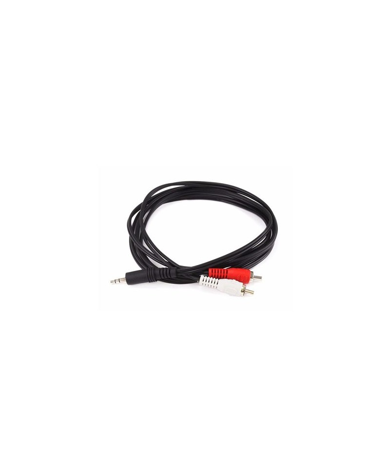 Cable Audio 1 Plug 3.5Mm A...