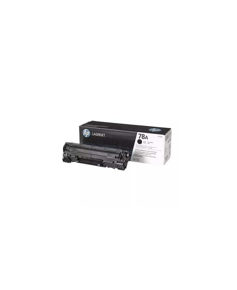 Toner Original Hp Ce278A...